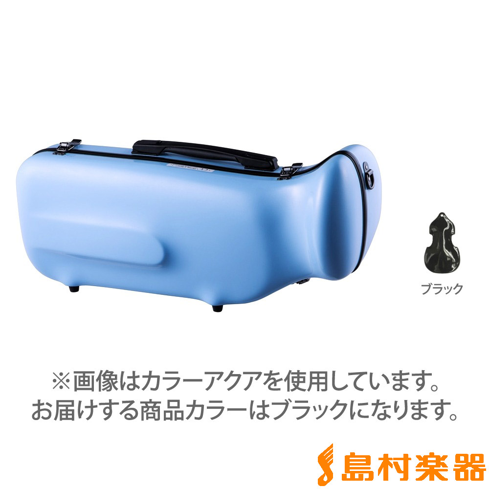 C.C.シャイニーケース シャイニーケースII/TRP BK トランペットケース