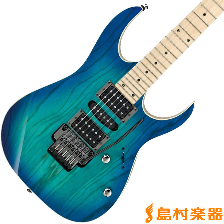 Ibanez RG370AHMZ BNT エレキギター 【アイバニーズ】