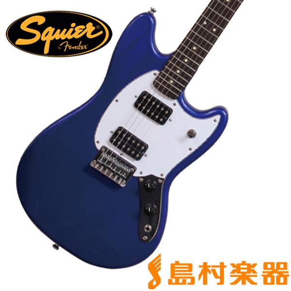 Squier by Fender BULLET MUSTANG HH IMPB(ブルー) ムスタング 【スクワイヤー / スクワイア】