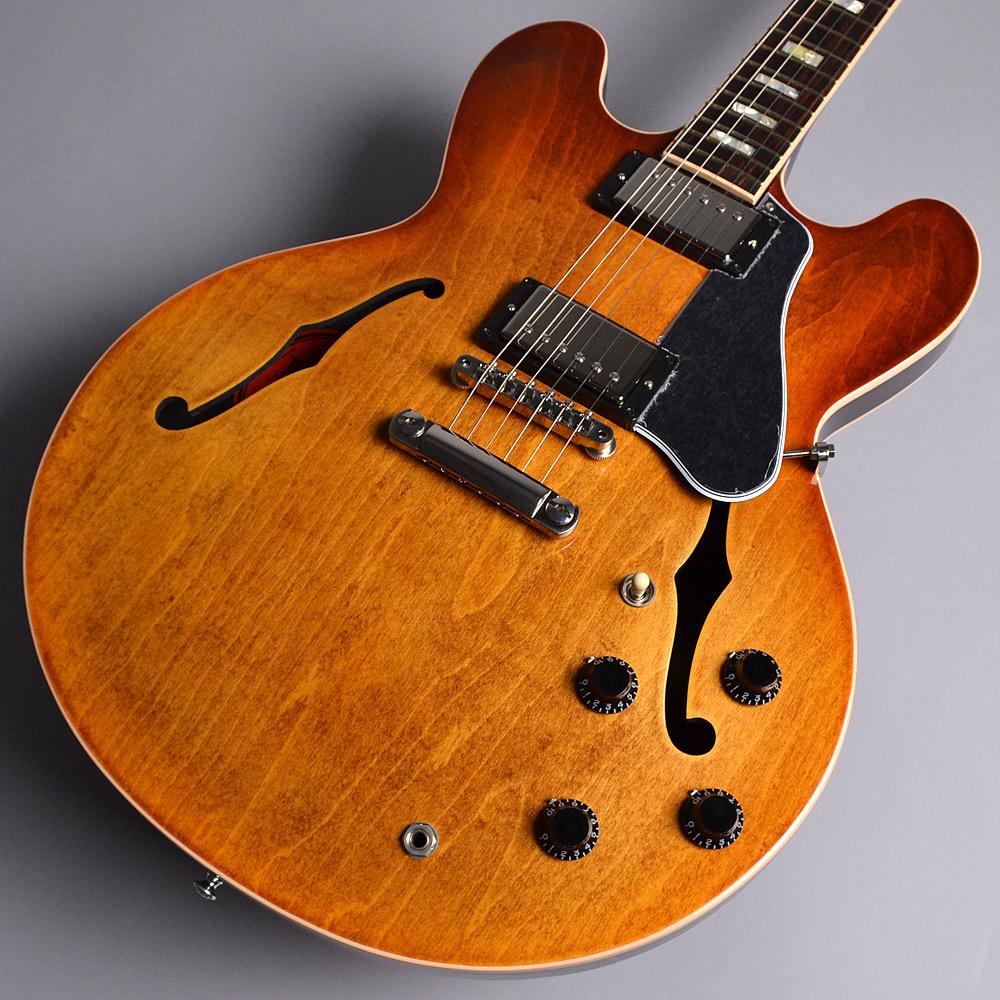 Gibson ES-335 2016 Faded Lightburst セミアコギター 【ギブソン】