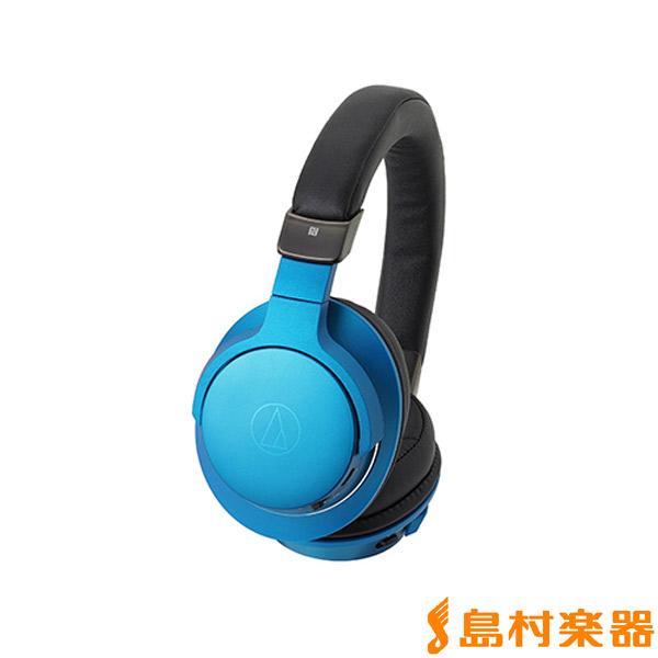 audio-technica ATH-AR5BT BL ワイヤレスヘッドホン 【オーディオテクニカ】
