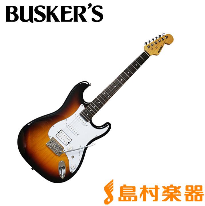 BUSKER'S BST-3H 3TS エレキギター 【バスカーズ】