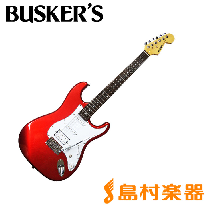 BUSKER'S BST-3H CAR エレキギター 【バスカーズ】