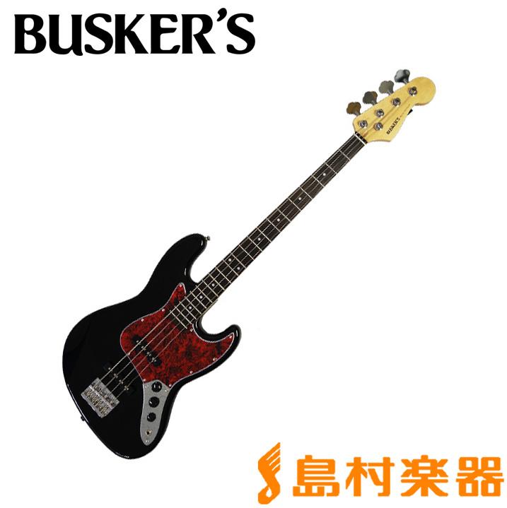 BUSKER'S BJB-3 BK ベース 【バスカーズ】