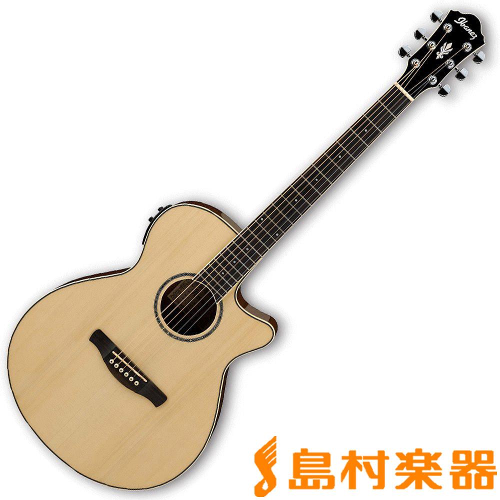 Ibanez AEG10II NT エレアコギター 【アイバニーズ】