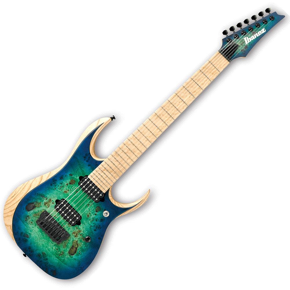 Ibanez RGDIX7MPB SBB エレキギター 7弦 ダウンチューニング専用 【アイバニーズ】