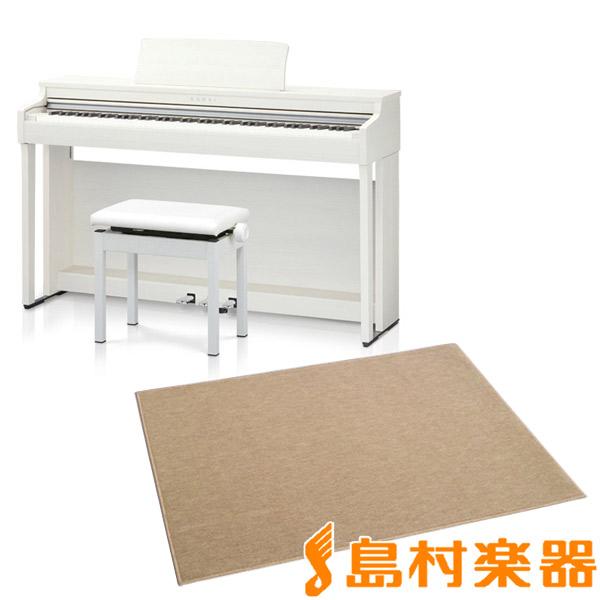 KAWAI CN27A カーペット(大)セット 電子ピアノ 88鍵盤 【カワイ】【配送設置無料・代引き払い不可】【別売り延長保証対応プラン:D】