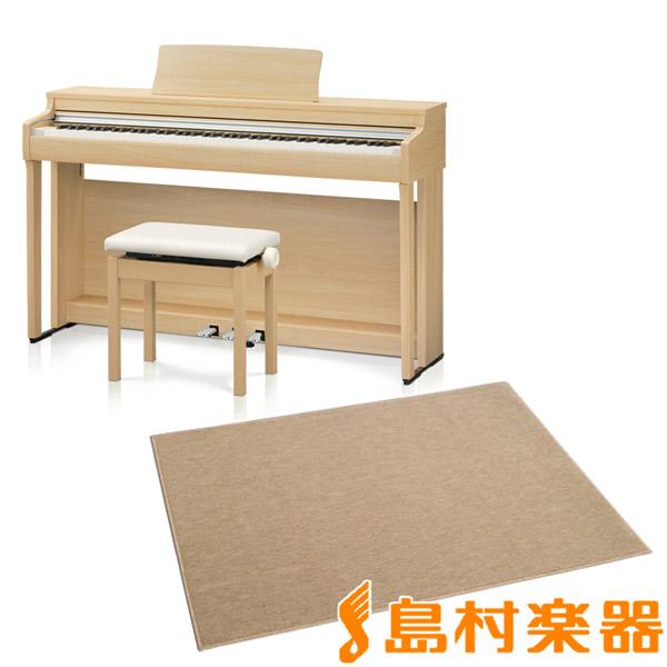 KAWAI CN27LO カーペット(大)セット 電子ピアノ 88鍵盤 【カワイ】【配送設置無料・代引き払い不可】【別売り延長保証対応プラン:D】