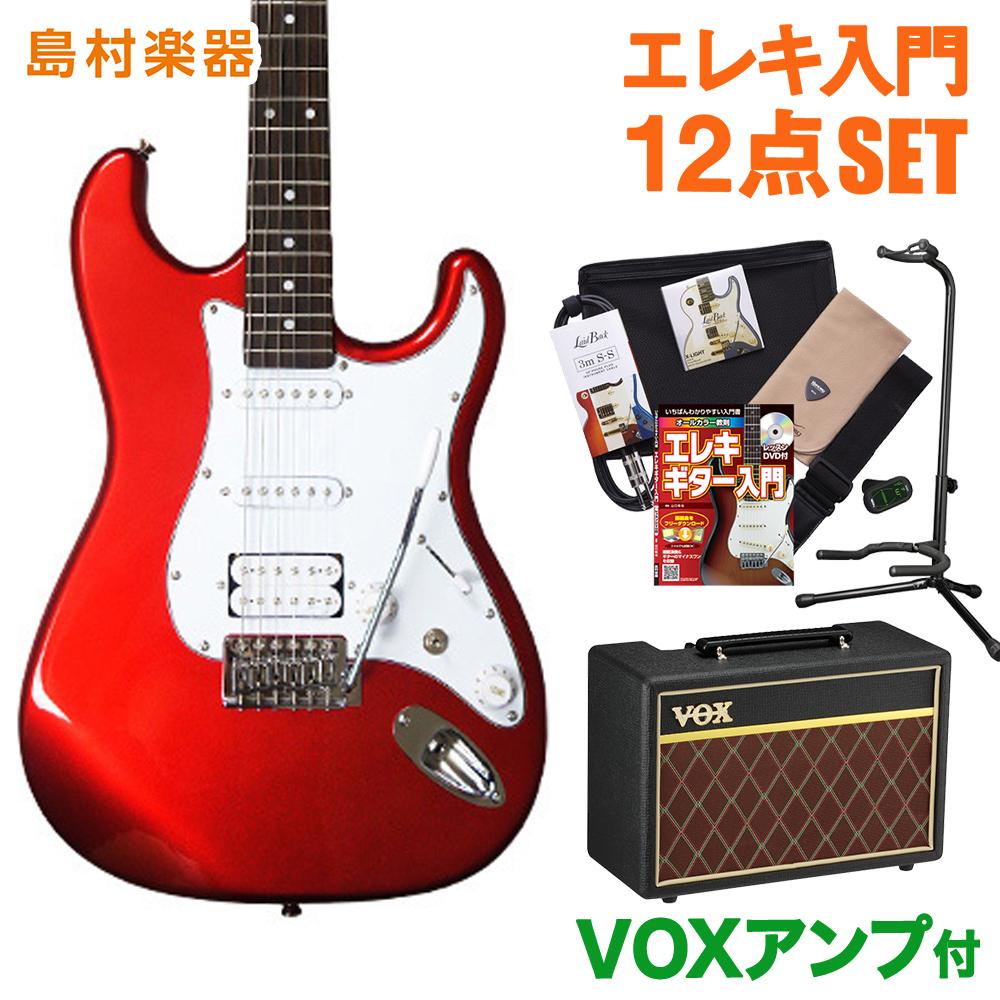 BUSKER'S BST-3H CAR VOXアンプセット エレキギター 初心者 セット 【バスカーズ】