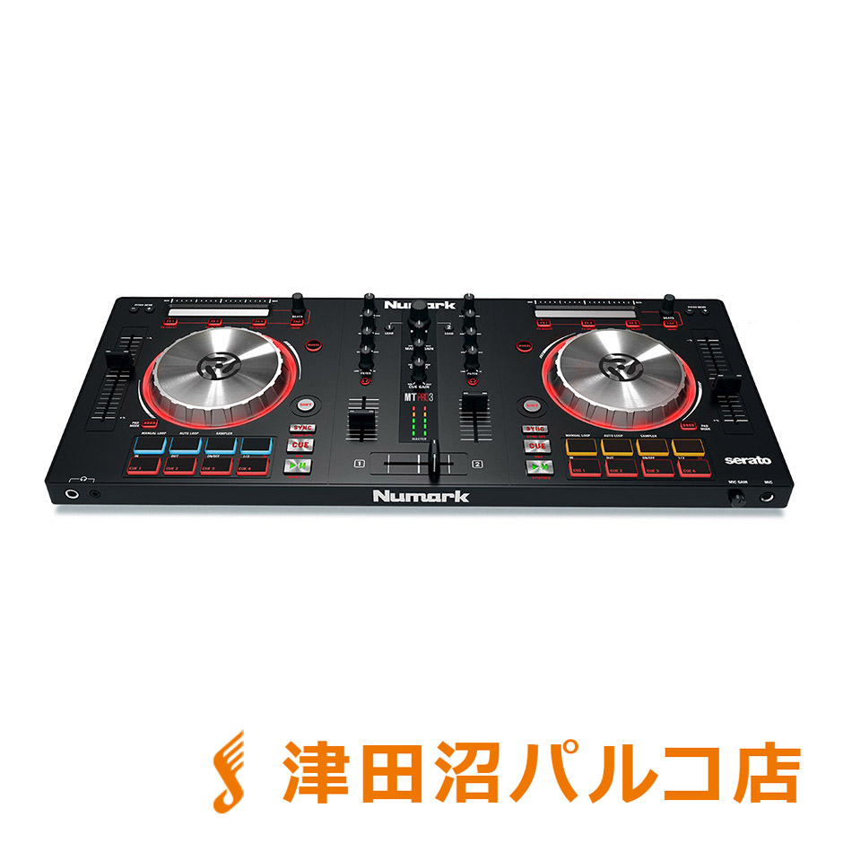 Numark Mixtrack Pro III DJコントローラー Serato DJ 対応 【ヌマーク】【津田沼パルコ店】