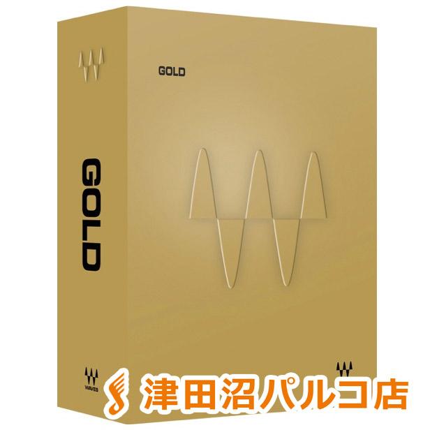 WAVES ゴールド Gold バンドル 【ウェーブス GTDM】【津田沼パルコ店】【国内正規品】【ダウンロード版】