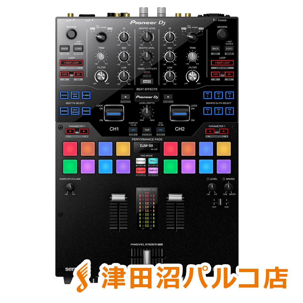 Pioneer DJ DJM-S9 Serato DJ 対応 DJミキサー 【パイオニア DJMS9】【津田沼パルコ店】