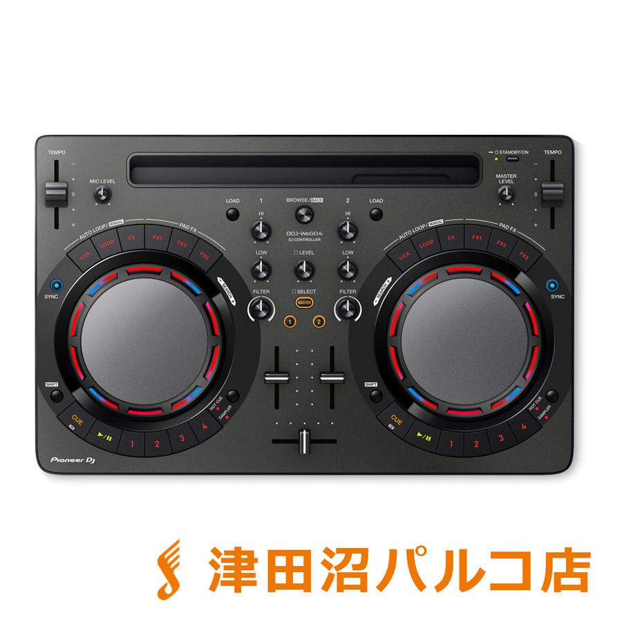 Pioneer Pioneer DJ DDJ-WeGO4-K (ブラック) (ブラック) DJ DJコントローラー【パイオニア DDJWeGO4K】【津田沼パルコ店】, スタイルキッチン:ac1b76a8 --- officewill.xsrv.jp