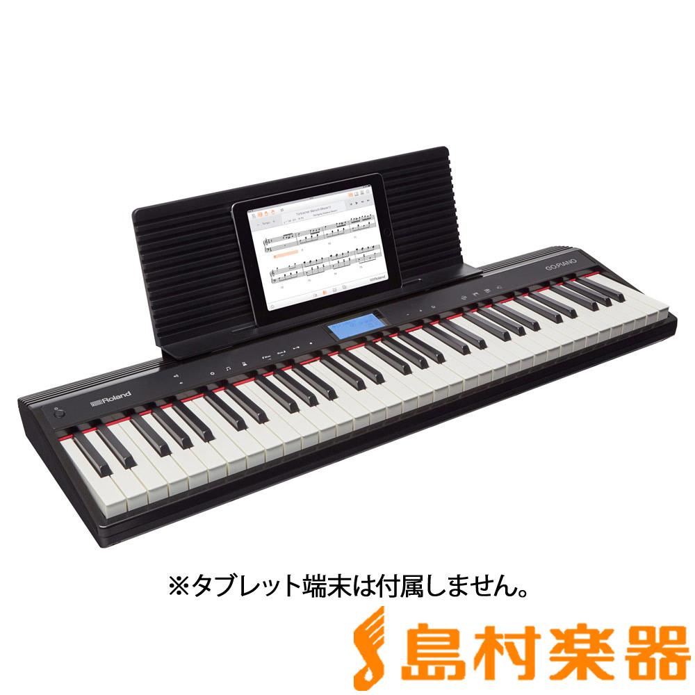 Roland GO:PIANO GO-61P キーボード 【61鍵】 【ローランド GO61P GOPIANO】