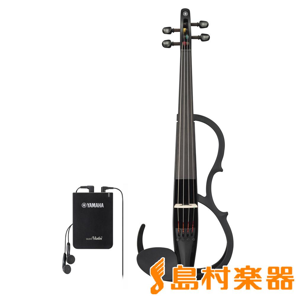 YAMAHA YSV104 BL ブラック サイレントバイオリン 【ヤマハ SILENT Violin】