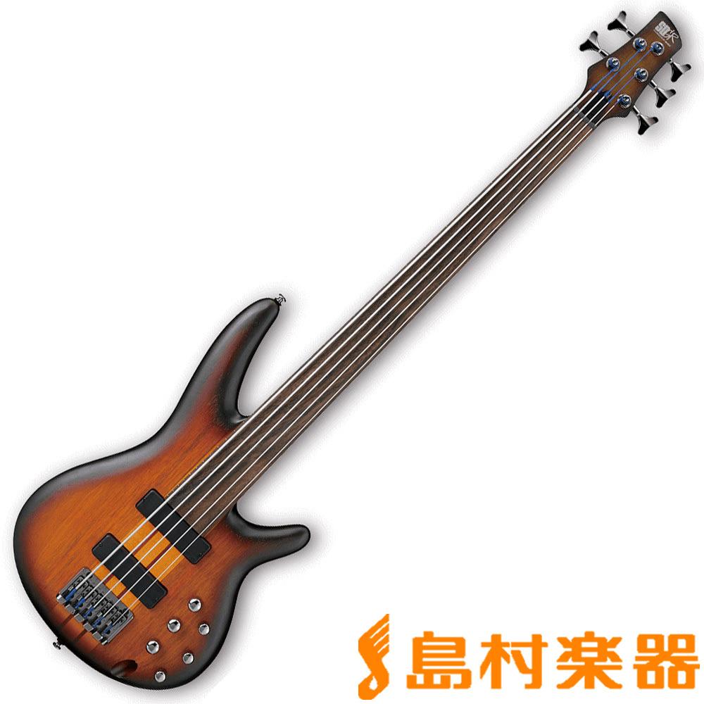 Ibanez SRF705 BBF エレキベース 5弦 フレットレス 【アイバニーズ】