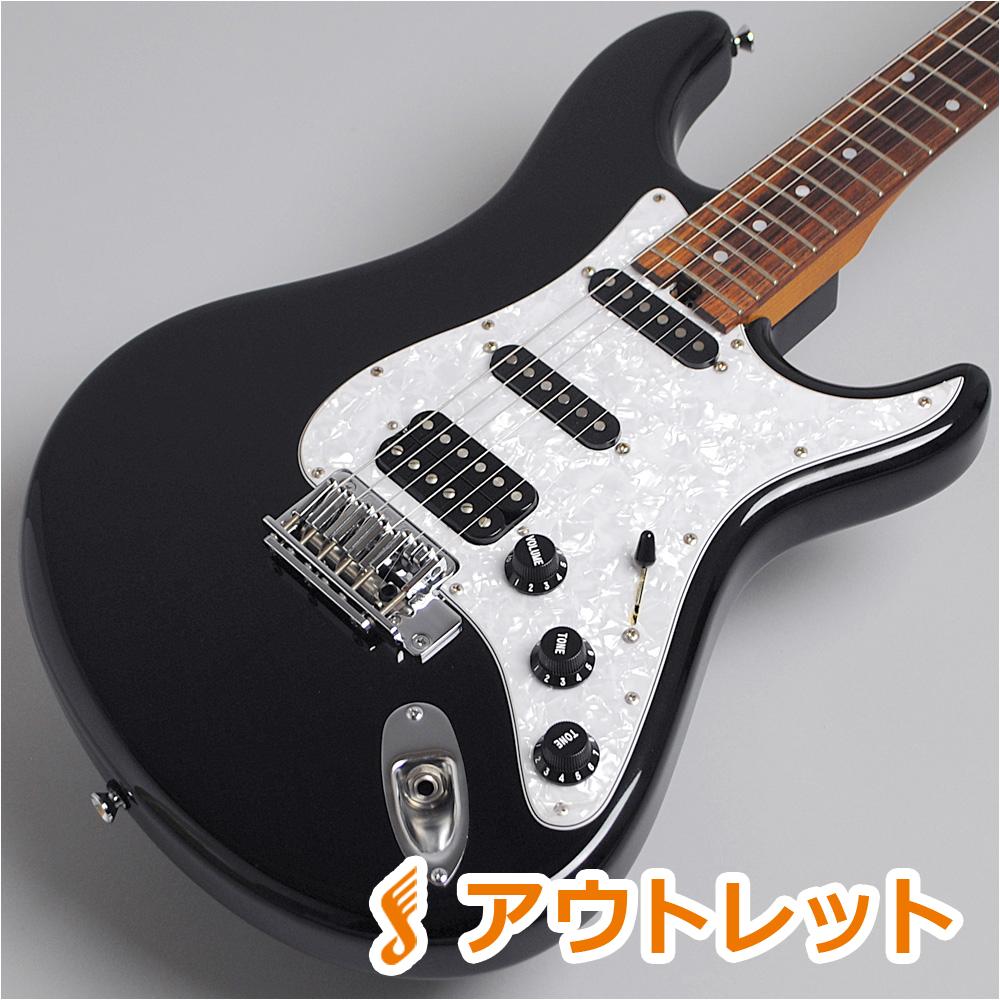 Sago Sonia/Dress Black エレキギター 【サゴ】【ビビット南船橋店】【アウトレット】【現物画像】