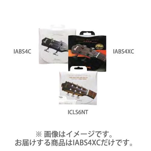 100 %品質保証 Ibanez IABS4XC Ibanez IABS4XC エレアコベース弦【アイバニーズ】, ニチハラチョウ:d751ca94 --- totem-info.com