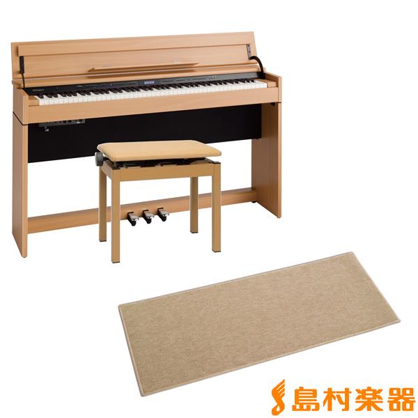 Roland DP603 NBS カーペット(小)セット 電子ピアノ 88鍵盤 【ローランド】【配送設置無料・代引き払い不可】【別売り延長保証対応プラン:D】