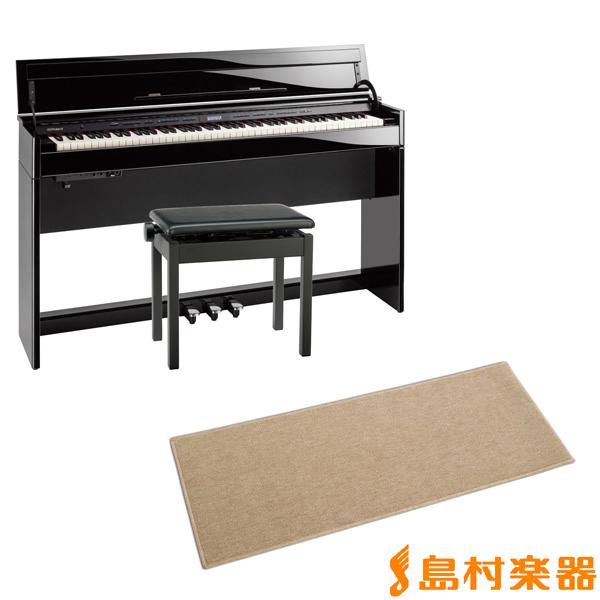 Roland DP603 PES カーペット(小)セット 電子ピアノ 88鍵盤 【ローランド】【配送設置無料・代引き払い不可】【別売り延長保証対応プラン:C】