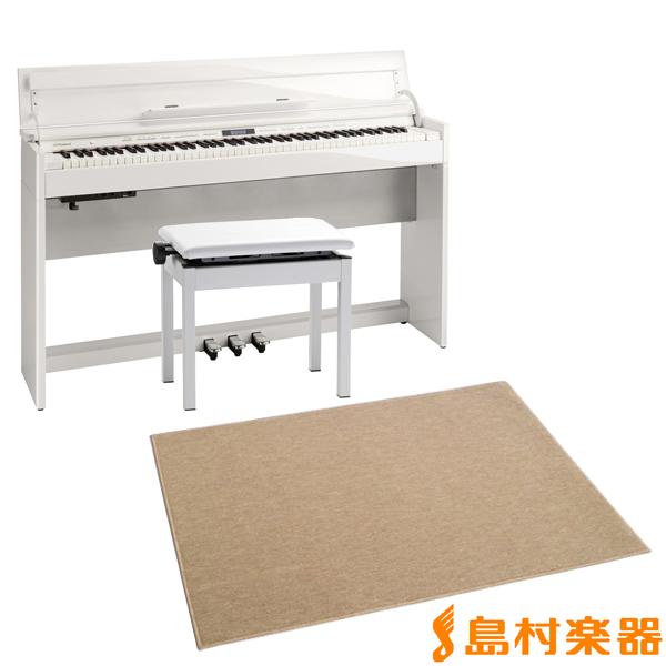 Roland DP603 PWS カーペット(大)セット 電子ピアノ 88鍵盤 【ローランド】【配送設置無料・代引き払い不可】【別売り延長保証対応プラン:C】