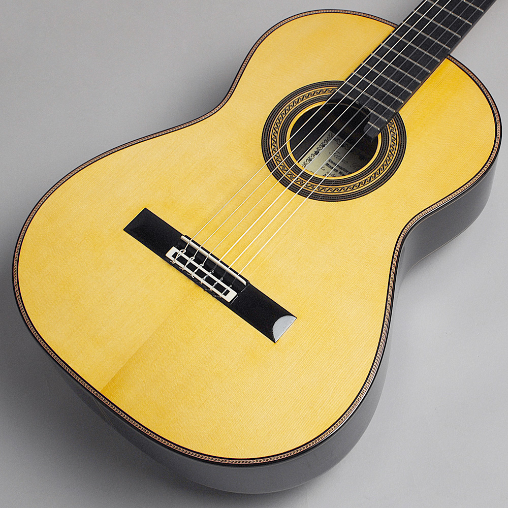 黒澤 哲郎 Mラミレス/LaPatrona/Select クラシックギター 【イオンモール幕張新都心店】 【国産手工ギター】【厳選材使用】