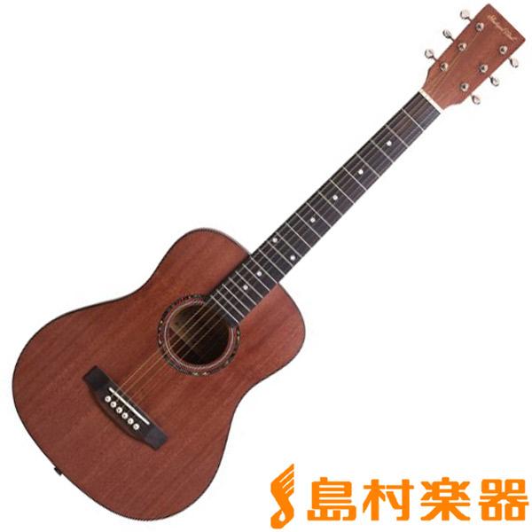 気質アップ 数量限定 Antique Noel AM-0 MAHO アンティークノエル ミニアコースティックギター