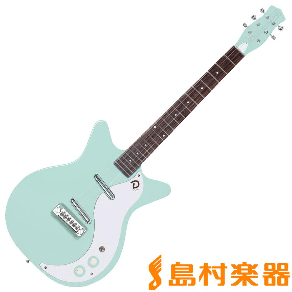 Danelectro 59M N.O.S PLUS AQU エレキギター 【ダンエレクトロ】