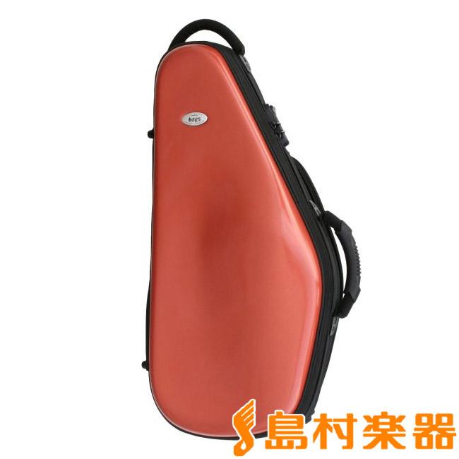 bags EFAS M-COPPER ハードケース/アルトサックス用 【バッグス】