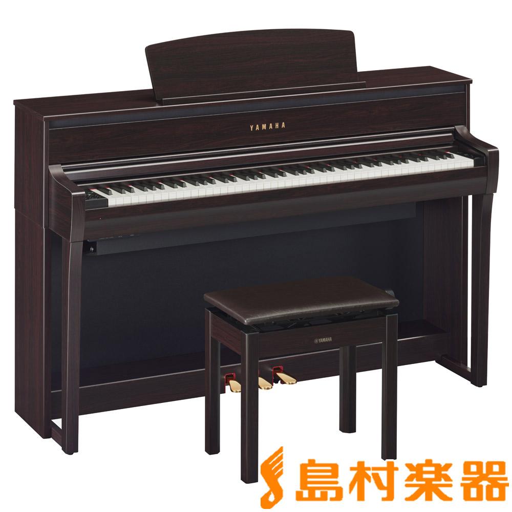 YAMAHA CLP-675R 電子ピアノ クラビノーバ 88鍵盤 【ヤマハ CLP675 Clavinova】【配送設置無料・代引き払い不可】【別売り延長保証対応プラン:C】