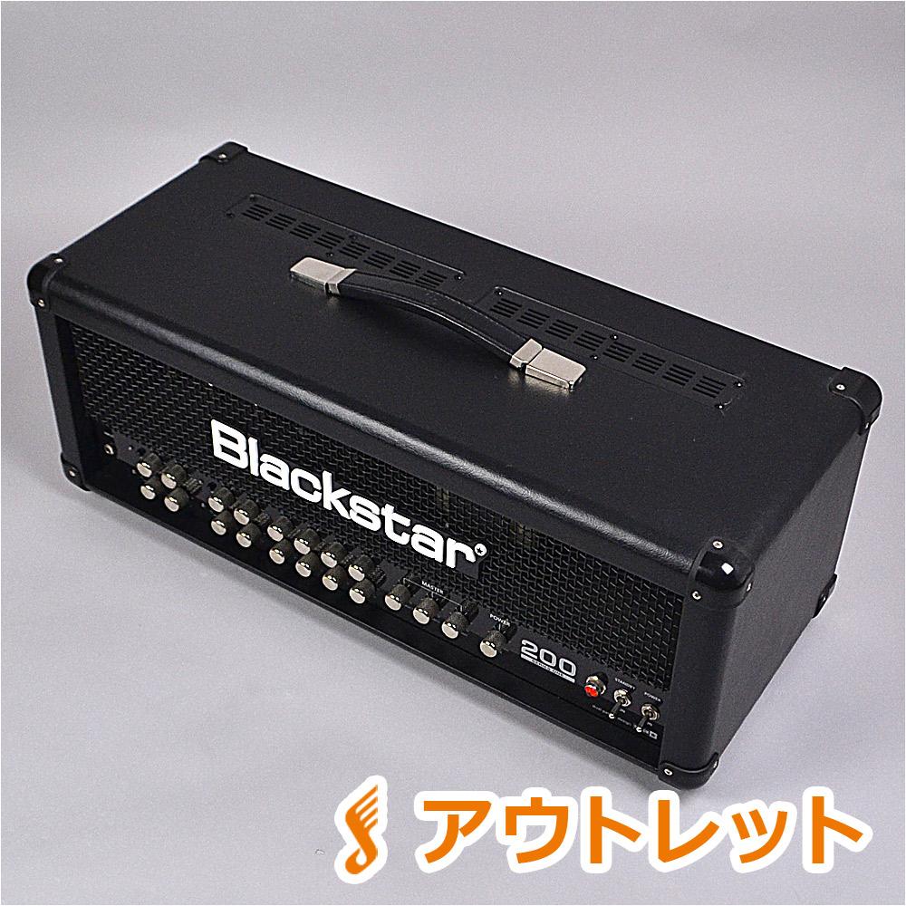 Blackstar Series One 200Head 【ブラックスター 200W アンプヘッド】【りんくうプレミアムアウトレット店】【アウトレット】