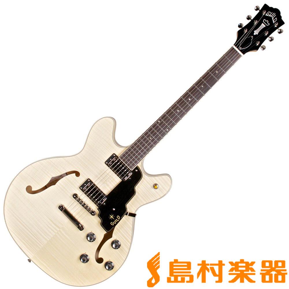 Guild STARFIRE IV ST FM NAT セミアコギター 【ギルド】
