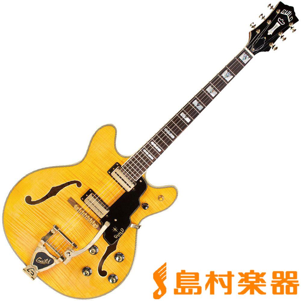 Guild STARFIRE VI BLD セミアコギター 【ギルド】