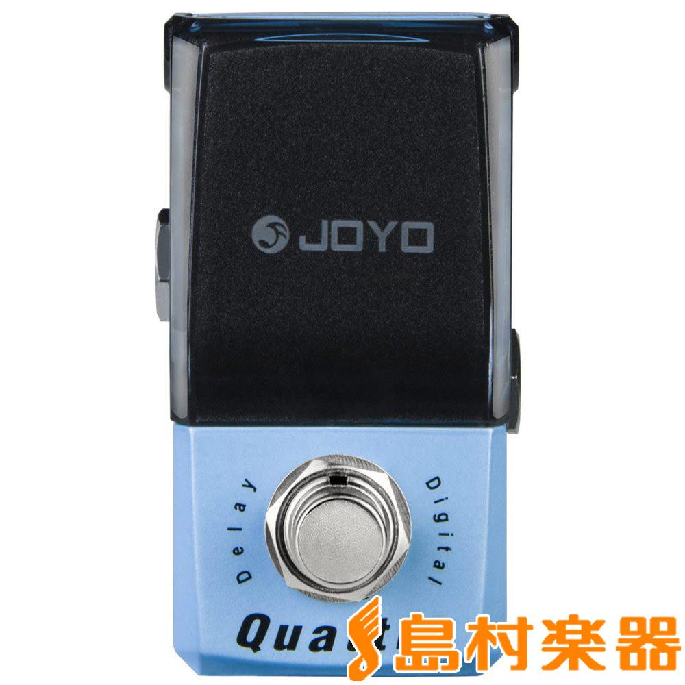 JOYO JF-318 コンパクトエフェクター/Quattro 【ジョーヨー】
