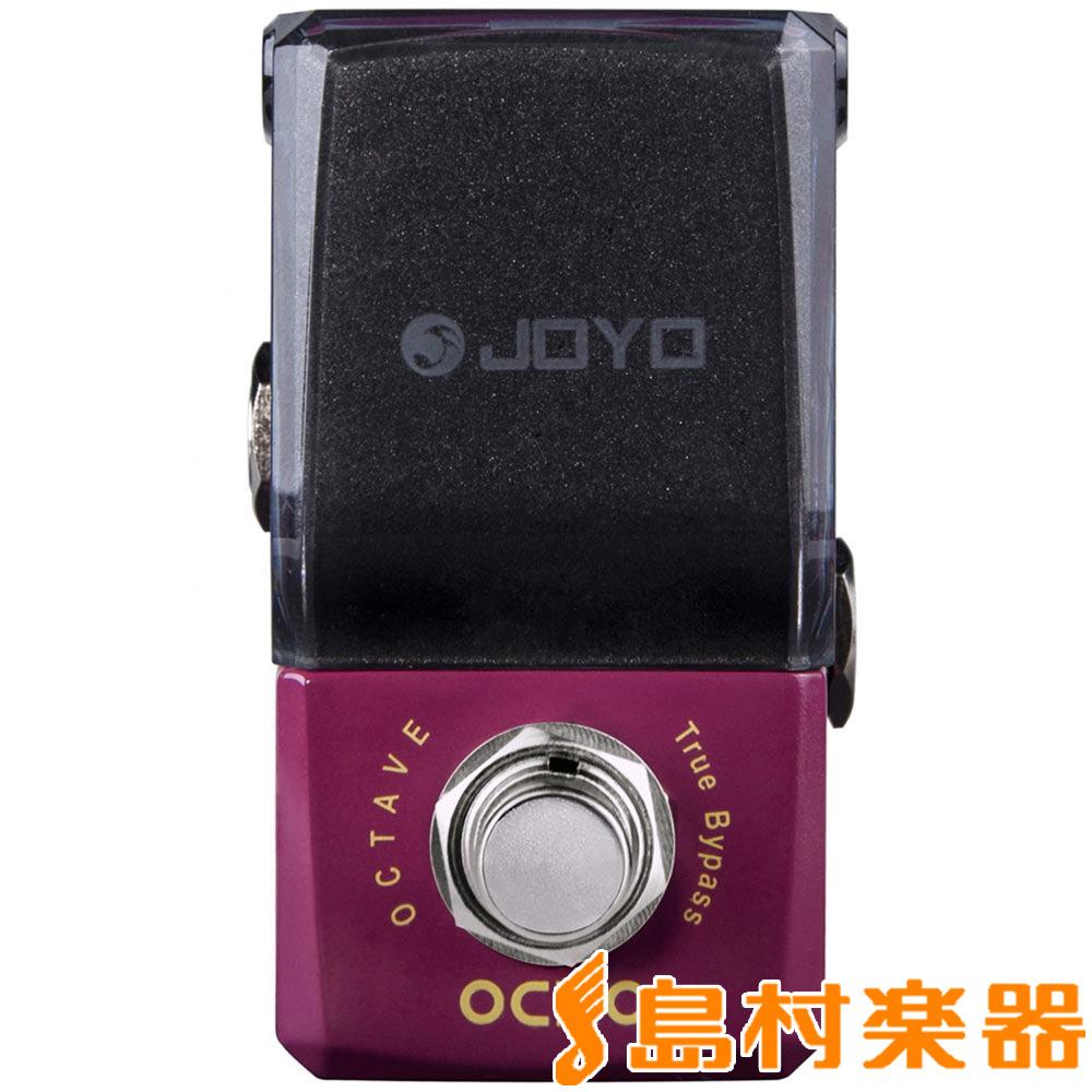 JOYO JF-330 コンパクトエフェクター/Ocho 【ジョーヨー】