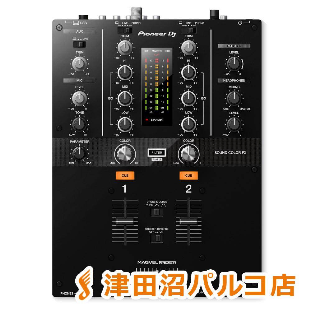 Pioneer DJ DJM-250 MK2 DJミキサー rekordbox dvs付属 【パイオニア】【津田沼パルコ店】
