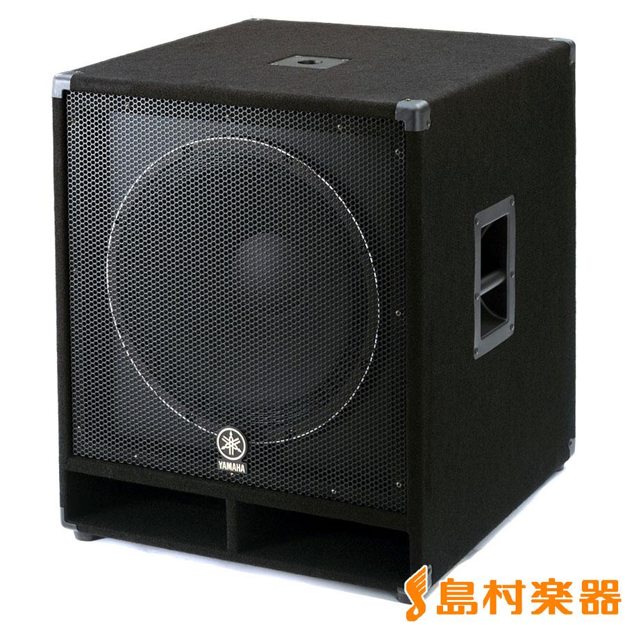 YAMAHA SW118V モニタースピーカー 【フォールドバック】 【ヤマハ】