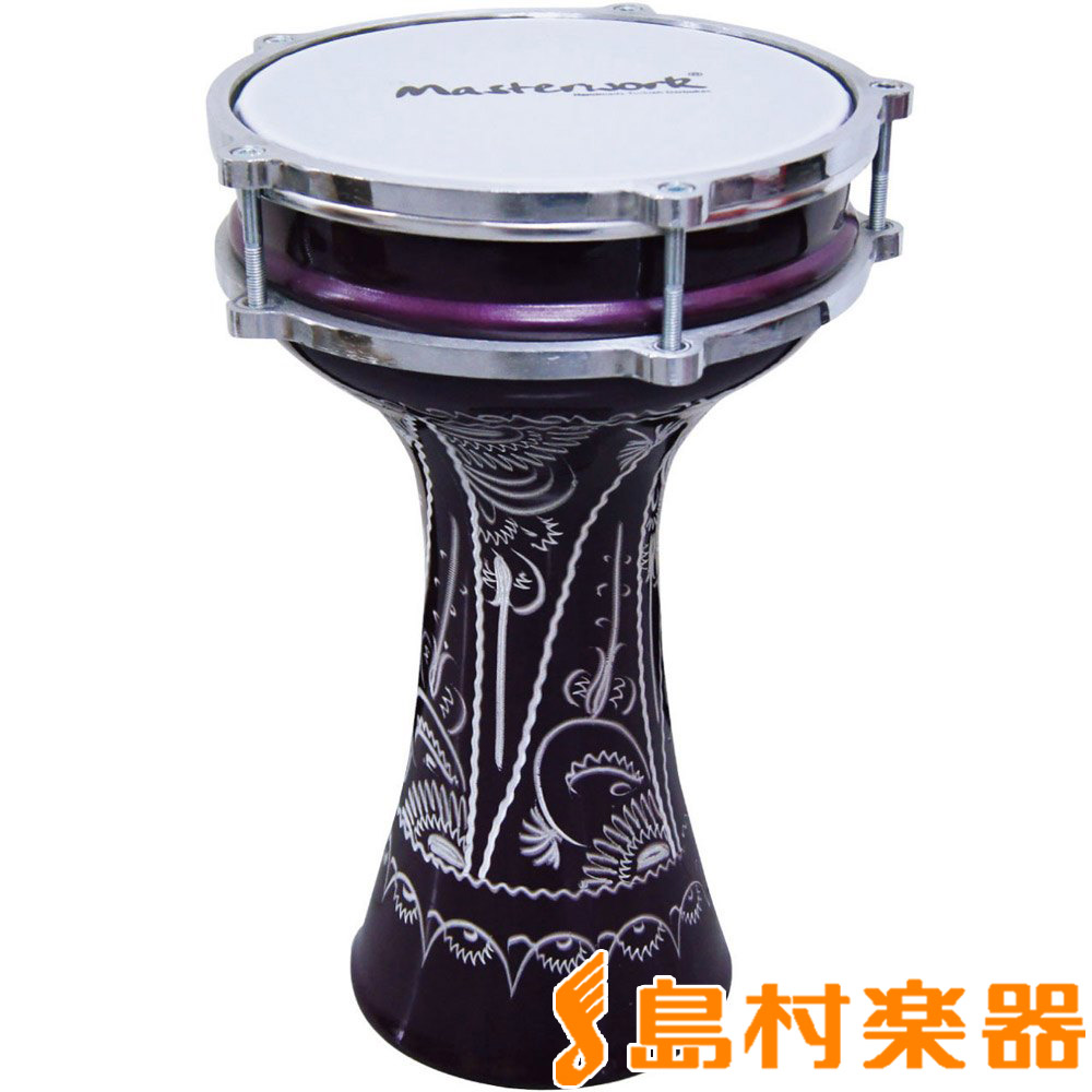 Masterwork TA-E104-PRL Purple ダラブッカ 【マスターワーク】