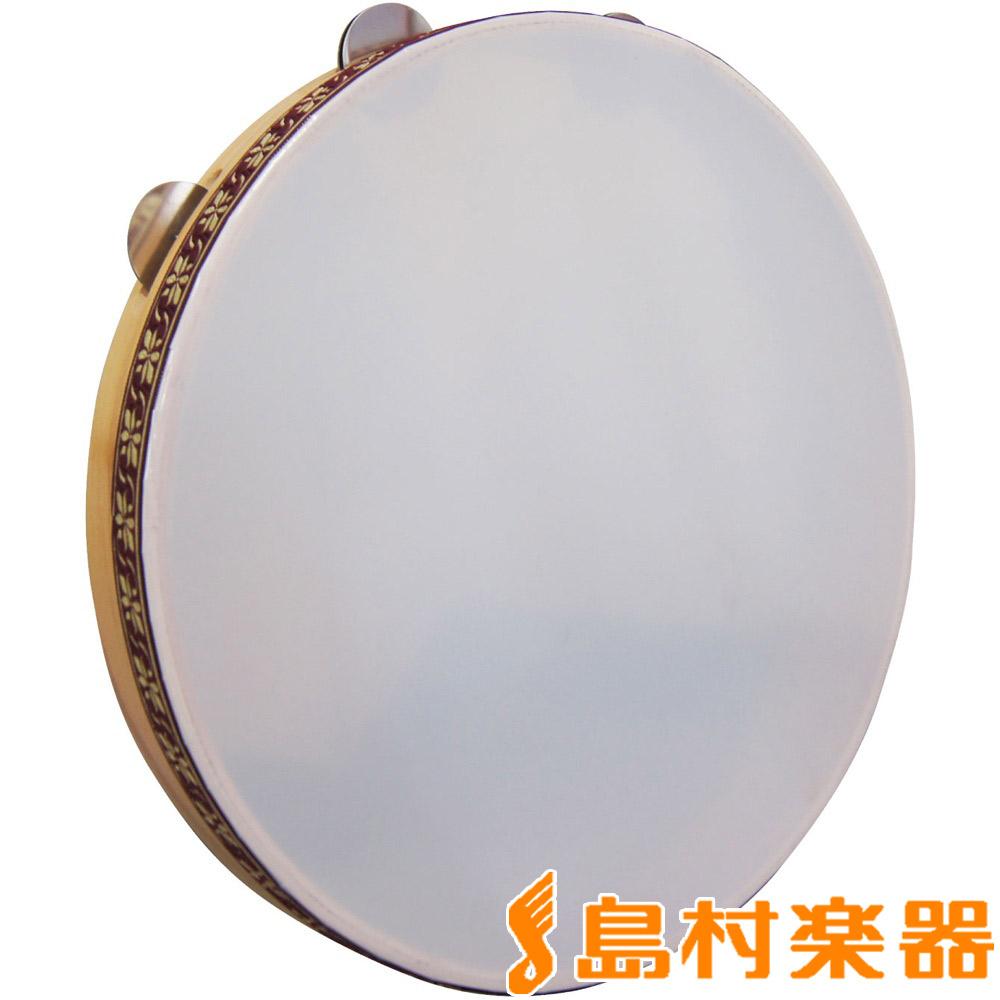 Masterwork Frame Drum 40cm B/J フレームドラム/40cm Beech/Jingle 【マスターワーク】