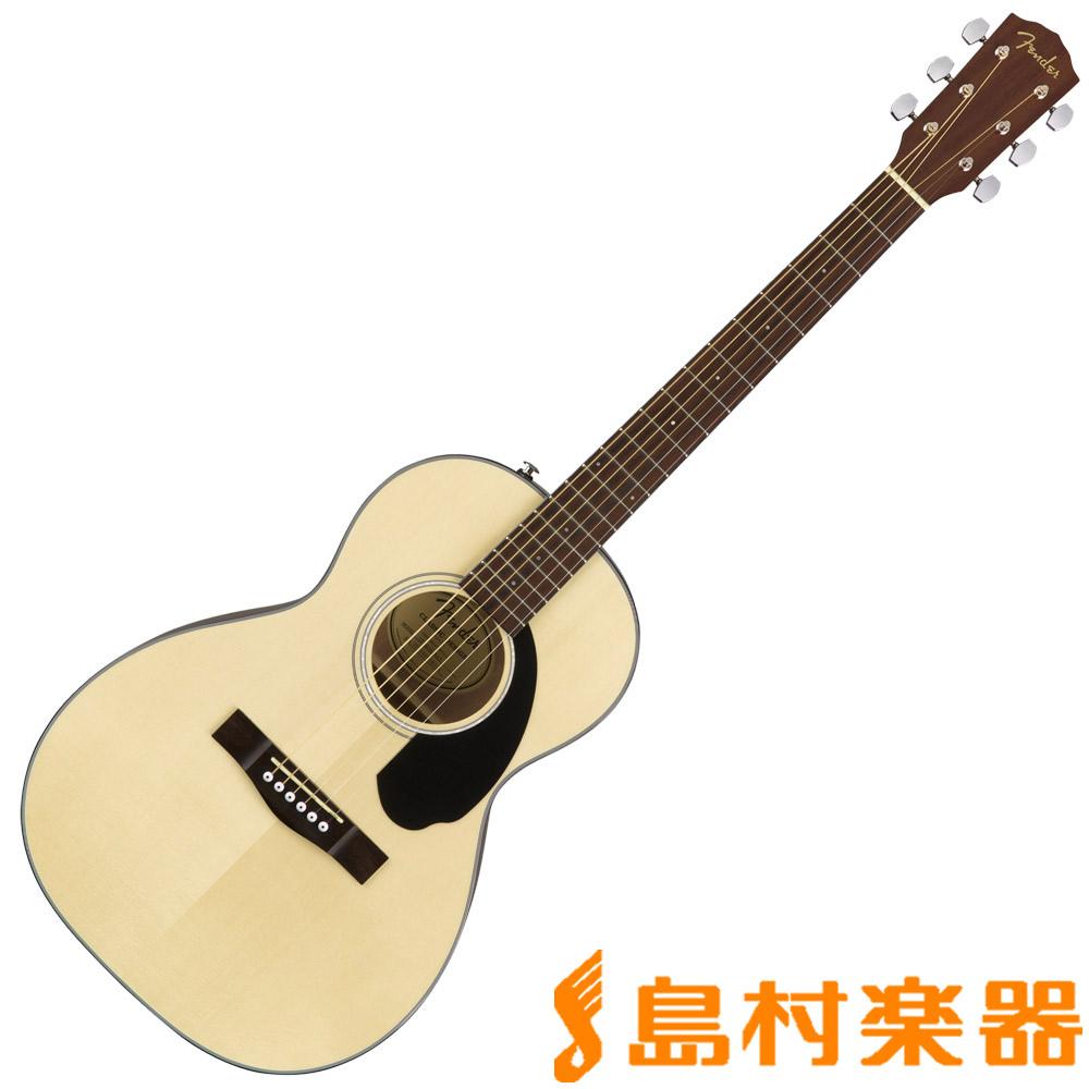 Fender CP-60S Natural アコースティックギター 【フェンダー】