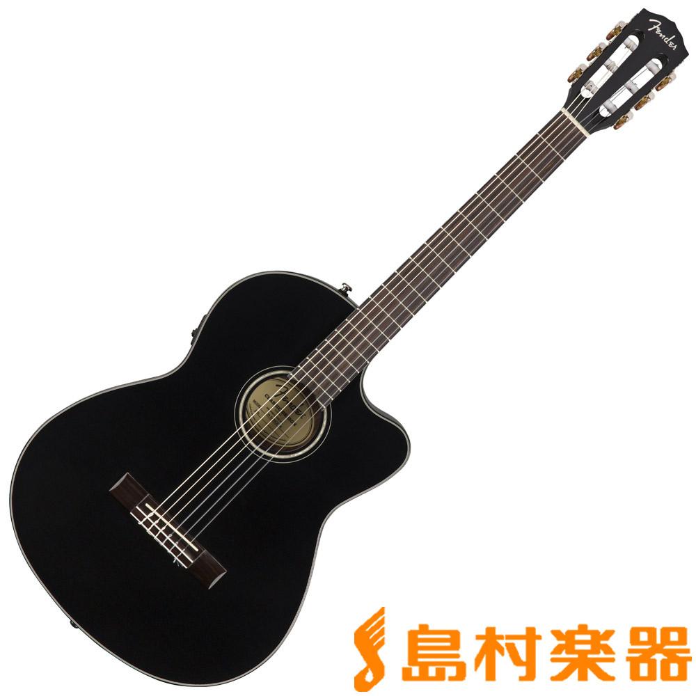 Fender CN-140SCE WC Black アコースティックギター(エレアコ) 【フェンダー】