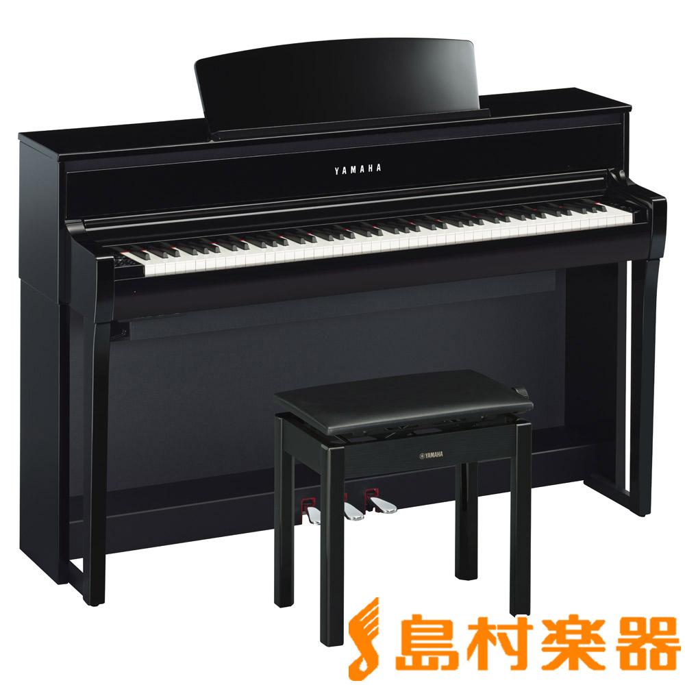 YAMAHA CLP-675PE 電子ピアノ クラビノーバ 88鍵盤 【ヤマハ CLP675 Clavinova】【配送設置無料・代引き払い不可】【別売り延長保証対応プラン:B】