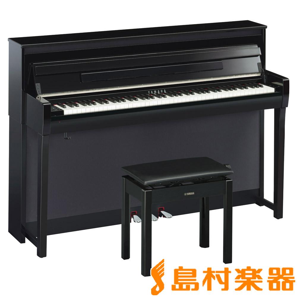 YAMAHA CLP-685PE 電子ピアノ クラビノーバ 88鍵盤 【ヤマハ CLP685 Clavinova】【配送設置無料・代引き払い不可】【別売り延長保証対応プラン:A】