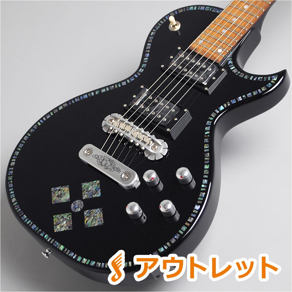 ZEMAITIS A24SU BLACK PEARL ABALONE DIAMOND(s/n:DZ000058) エレキギター 【ゼマティス SUPERIOR/ANTANUS】【ビビット南船橋店】【アウトレット】【現物画像】