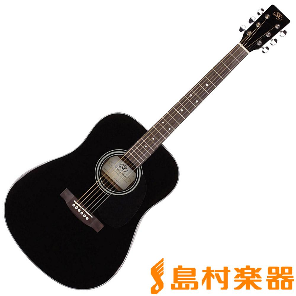 SX SD1-BK アコースティックギター