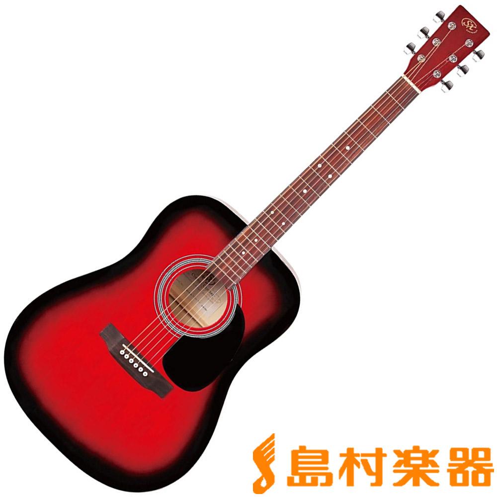 SX SD1-RDS アコースティックギター