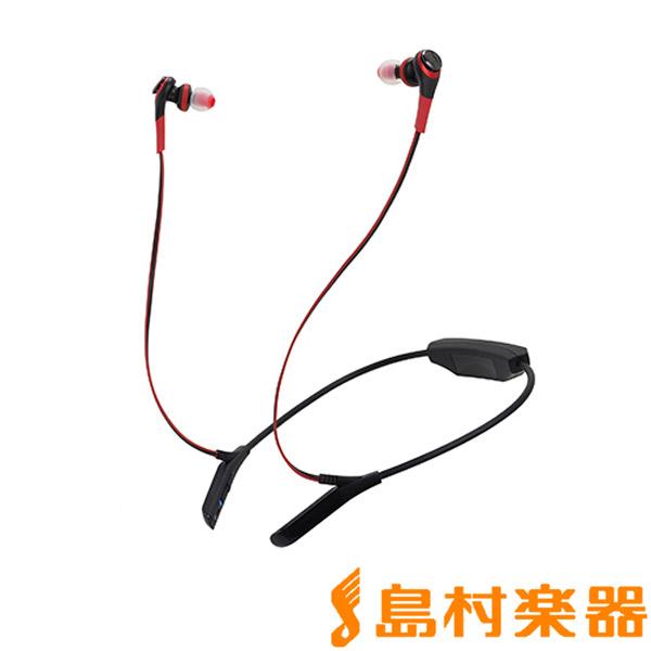 audio-technica ATH-CKS550BT レッド Bluetooth ワイヤレスイヤホン 【オーディオテクニカ ATHCKS550BT】