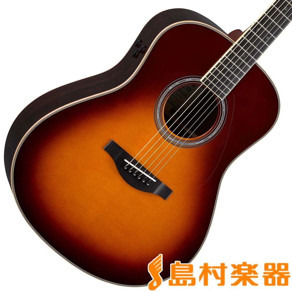YAMAHA LL-TA BS TransAcoustic アコースティックギター 【ヤマハ LLTA】