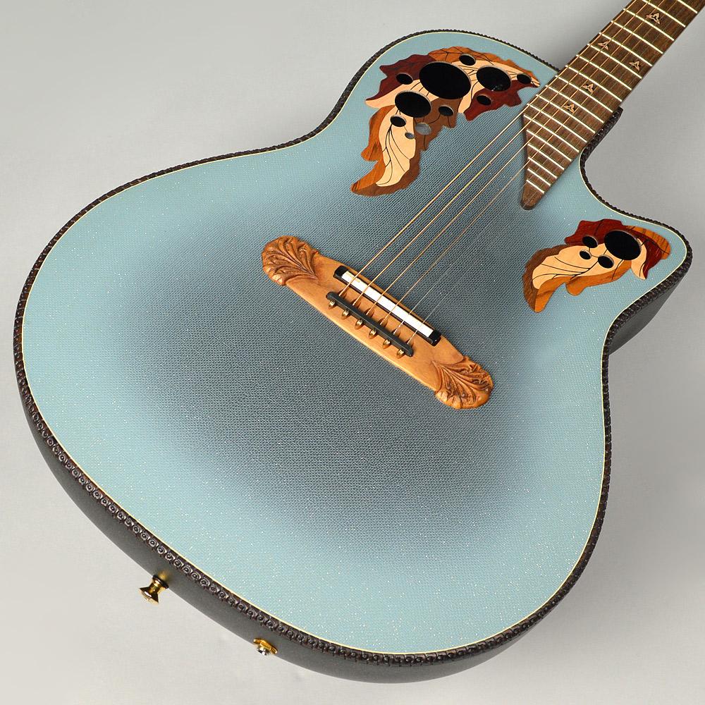 Ovation Adamas I 2087GT 8(Reverse Blue Burst) アコースティックギター エレアコギター アダマス 【オベーション】【梅田ロフト店】
