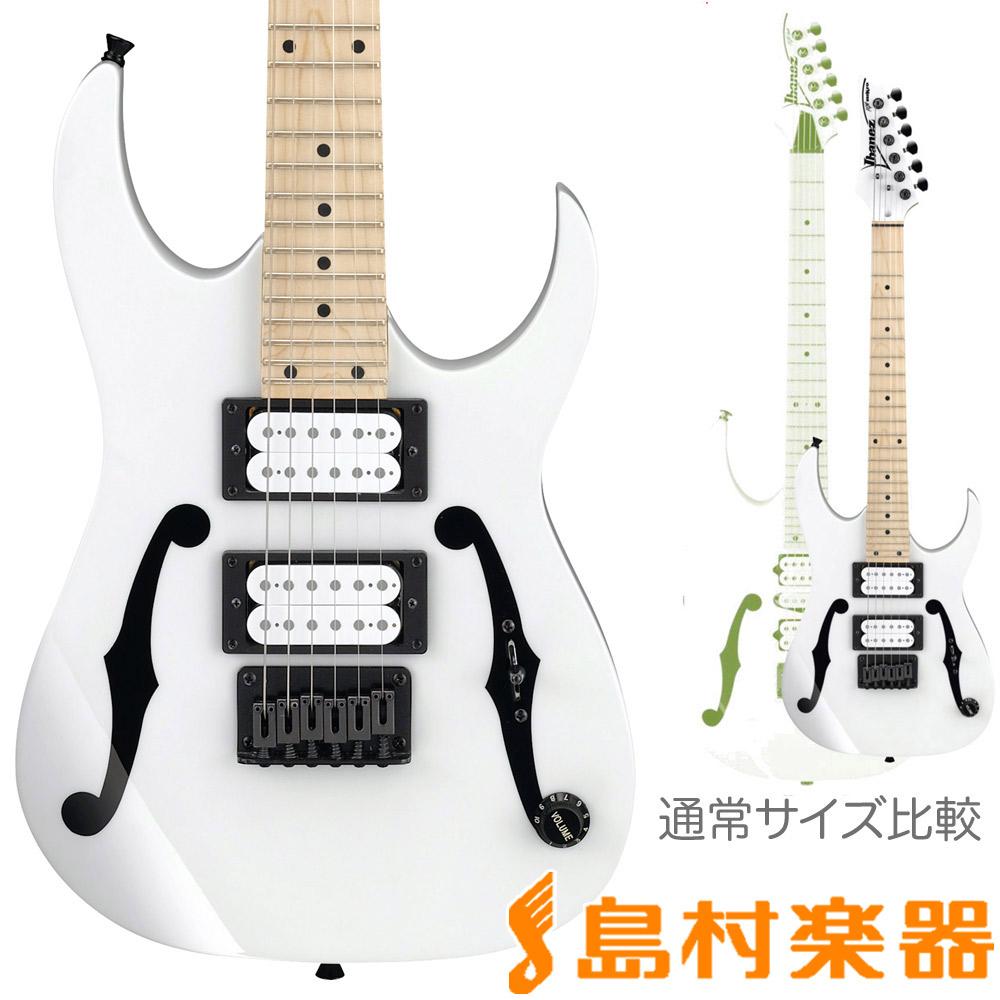 Ibanez PGMM31-WH Paul Gilbert Signature miKro ミニギター 【アイバニーズ】